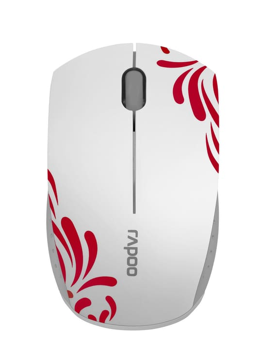Super Mini Wireless souris 3300p Souris wireless Rapoo 798220200000 Photo no. 1