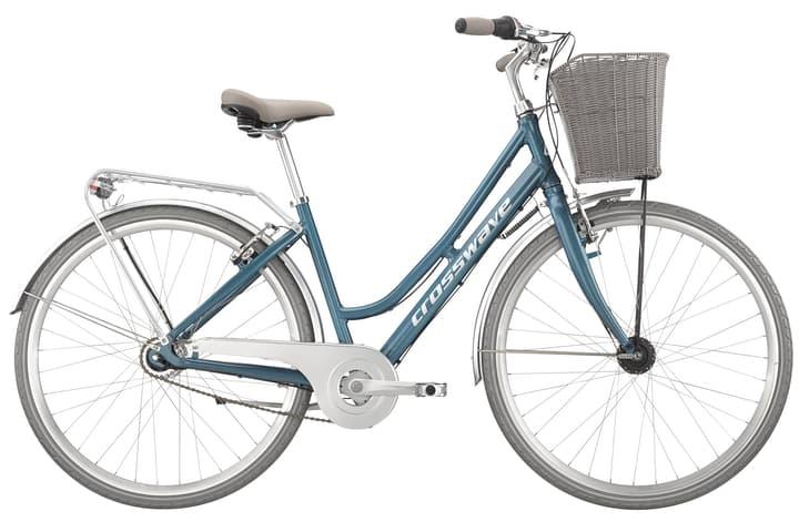 DUTCH Vélo de ville Crosswave 464809804580 Tailles du cadre 45 Couleur gris Photo no. 1