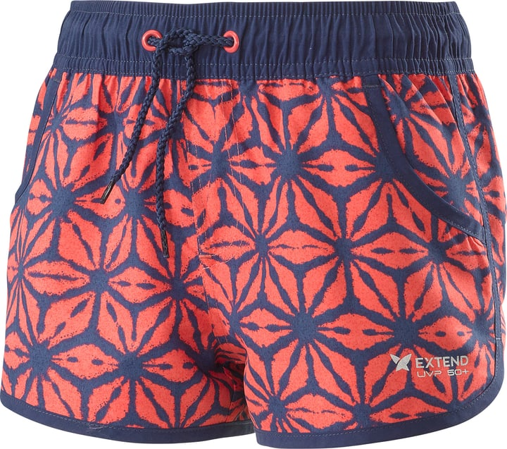 Short U.V.P. pour fille Extend 464523712257 Couleur corail Taille 122 Photo no. 1