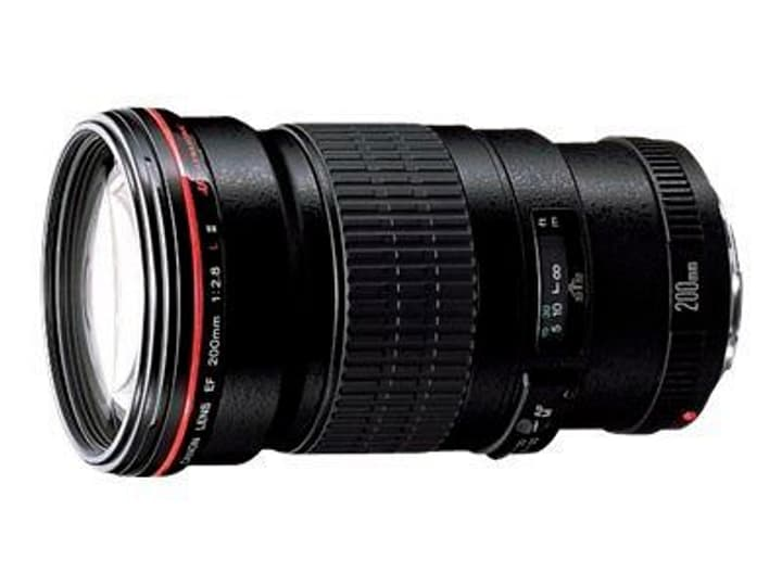 EF 200mm 2.8 L USM II Objectif Objectif Canon 785300123891 Photo no. 1