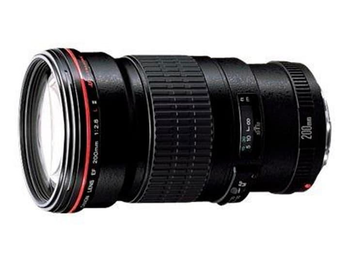 EF 200mm 2.8 L USM II Objectif Canon 785300123891 Photo no. 1