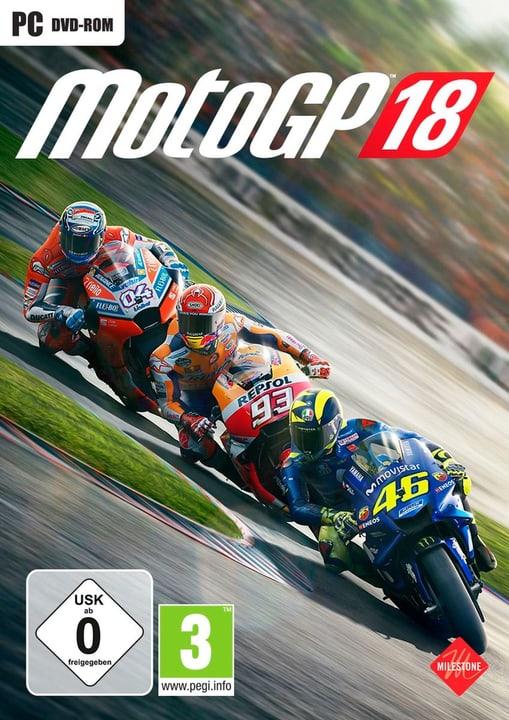 PC - MotoGP 18 Box 785300134664 Bild Nr. 1