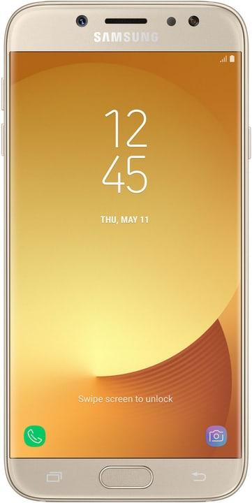 Galaxy J7 2017 Dual Sim oro Smartphone Samsung 785300134264 N. figura 1
