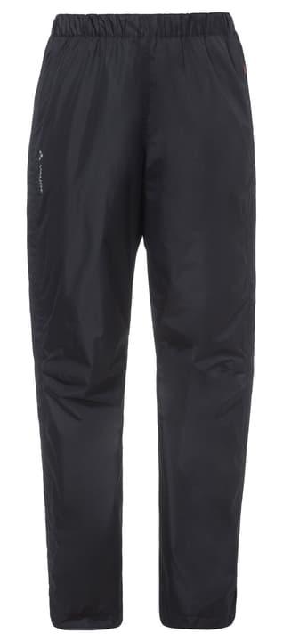 Fluid Full-Zip Damen-Bike-Regenhose Vaude 461370004420 Farbe schwarz Grösse 44 Bild-Nr. 1