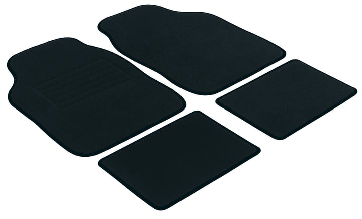 Autoteppich Velours schwarz Miocar 620510400000 Bild Nr. 1