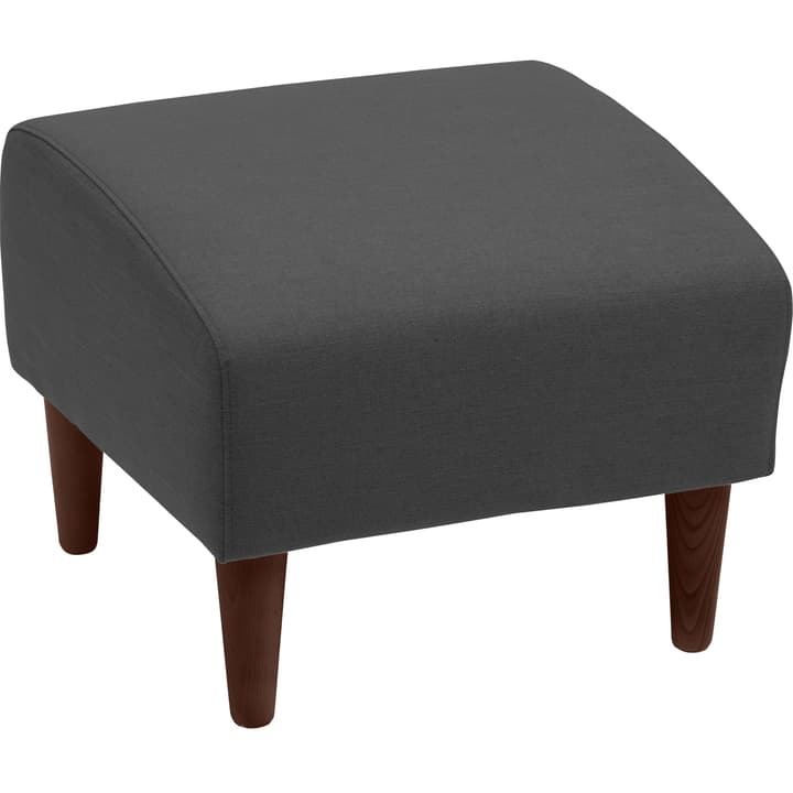 BRAHMS Pouf 402462908084 Couleur Anthracite Photo no. 1