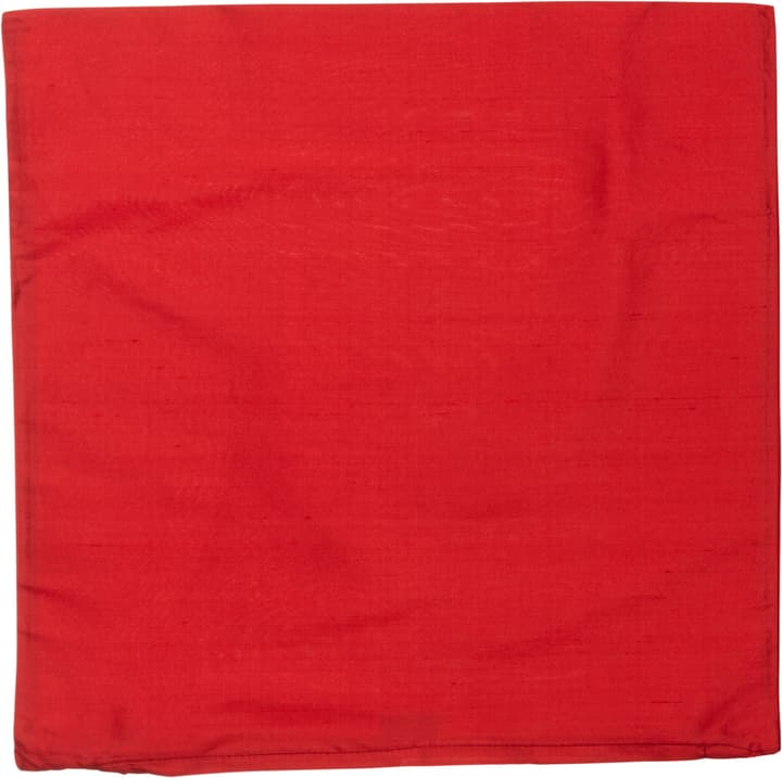 DELIA Zierkissenhülle 450725740030 Farbe Rot Grösse B: 40.0 cm x H: 40.0 cm Bild Nr. 1