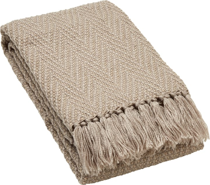PAZ Couverture 451656843169 Couleur Taupe Dimensions L: 13.0 cm x H: 170.0 cm Photo no. 1