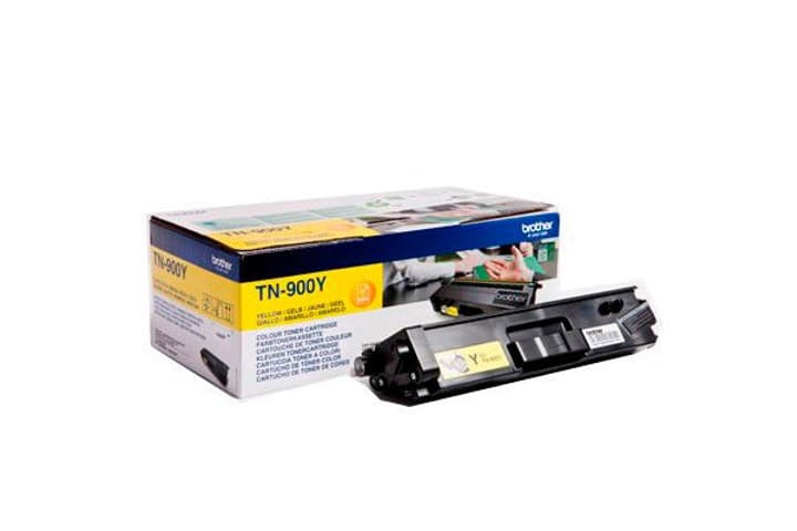Super HY TN-900Y Toner giallo Brother 785300124033 N. figura 1