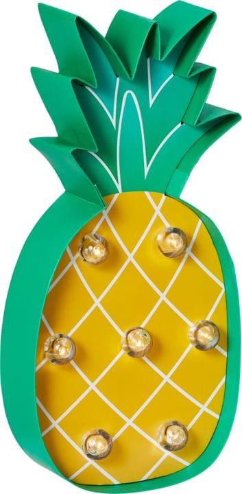 SUMMER Decorazione di luci ananas 444865800000 N. figura 1
