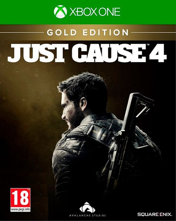 Xbox One - Just Cause 4 Gold Edition (I) Box 785300137784 Langue Italien Plate-forme Microsoft Xbox One Photo no. 1