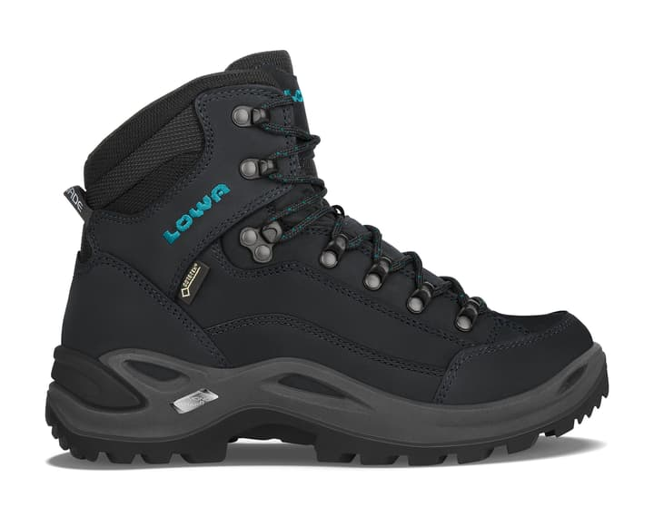 Renegade GTX Mid Chaussures de randonnée pour homme Lowa 473318744580 Couleur gris Taille 44.5 Photo no. 1
