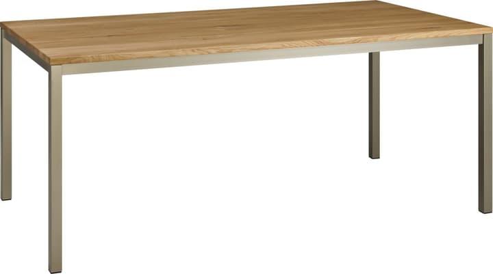 ALEXIS II Tisch 403700115002 Grösse B: 160.0 cm x T: 80.0 cm x H: 75.0 cm Farbe Eiche massiv Bild Nr. 1