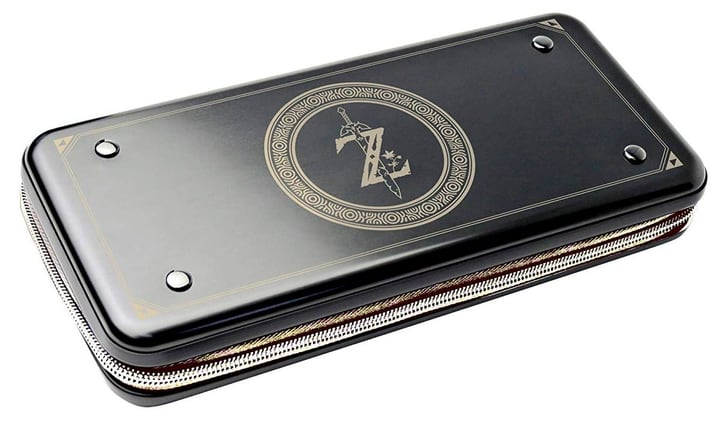 Swtich Zelda Aluminium Case Case Nintendo 785300142233 N. figura 1