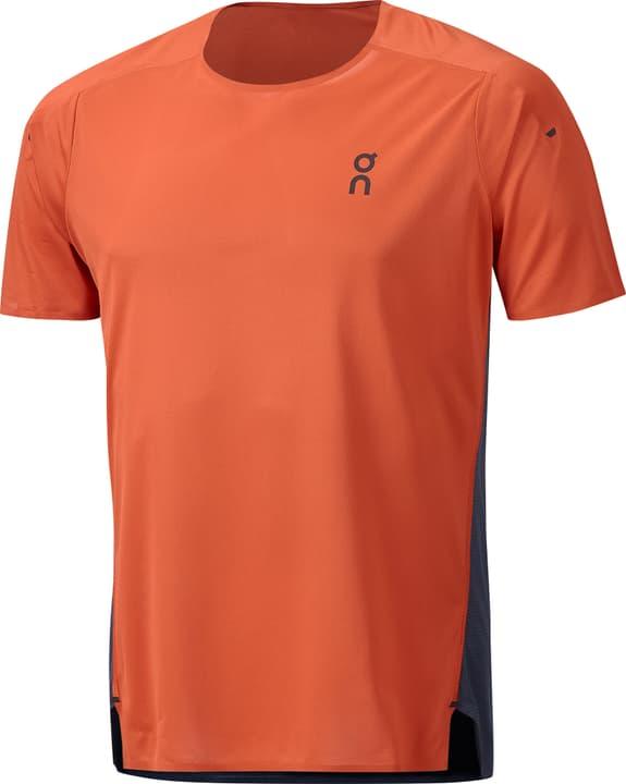 Performance-T Shirt pour homme On 470161300378 Couleur rouille Taille S Photo no. 1