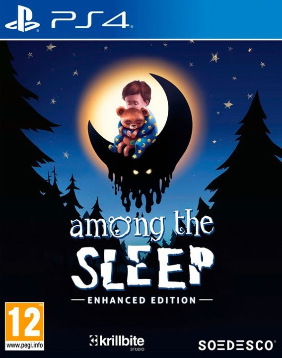 PS4 - Among The Sleep Enhanced Edition D Box 785300143425 Photo no. 1