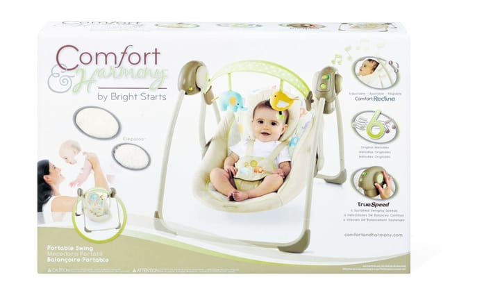 BRIGHT STARTS ELEPALOO SWING Bright Starts 74724240000013 Bild Nr. 1