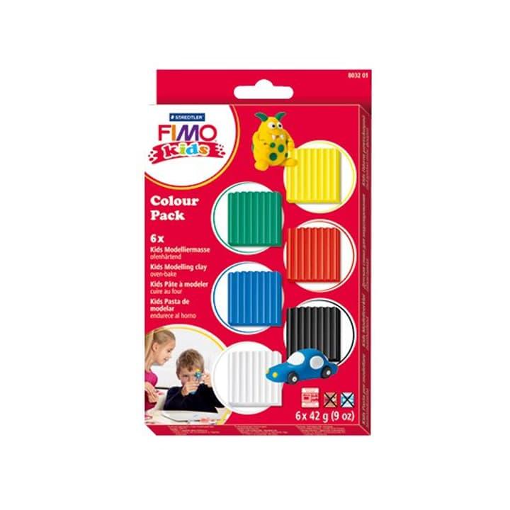 FIMO KIDS Materialpackung basic Fimo 665553700000 Bild Nr. 1