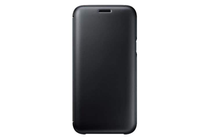 Wallet Cover J5 (2017) noir Samsung 798089000000 Photo no. 1