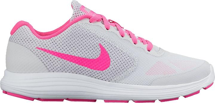 Revolution 3 Scarpa da bambino running Nike 460662735580 Colore grigio Taglie 35.5 N. figura 1