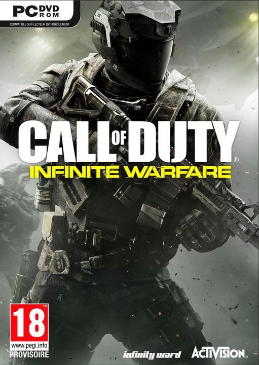 PC - Call of Duty 13: Infinite Warfare Box 785300121087 Photo no. 1