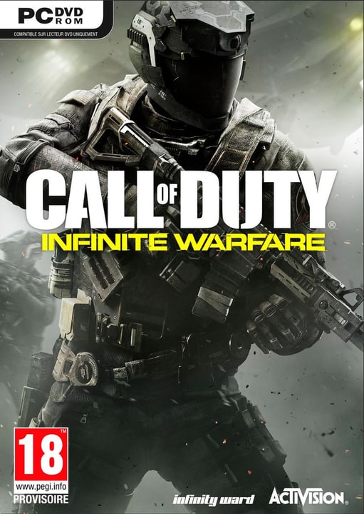 PC - Call of Duty 13: Infinite Warfare Physisch (Box) 785300121087 Bild Nr. 1