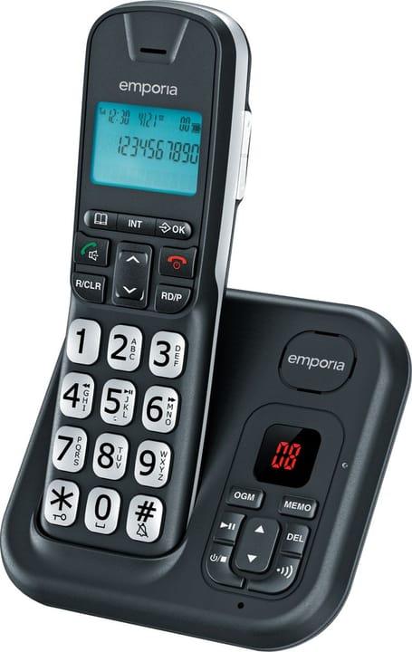 GD61 AB DECT noir Téléphone fixe Emporia 785300138443 Photo no. 1