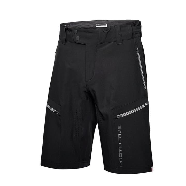 LECTON II Pantaloncini da uomo Protective 461355000620 Colore nero Taglie XL N. figura 1