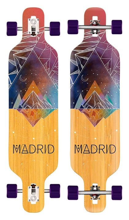 Space Mountain Longboard Madrid 466505400000 N. figura 1
