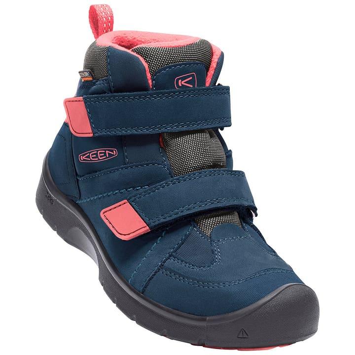 Hikeport Mid Strap WP Chaussures de loisirs pour enfant Keen 465504328040 Couleur bleu Taille 28 Photo no. 1