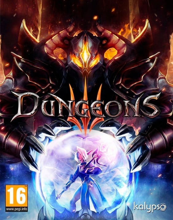 PC/Mac - Dungeons 3 Download (ESD) 785300134145 N. figura 1