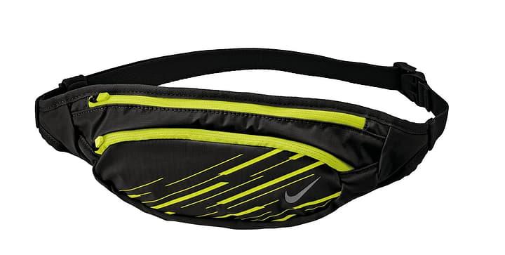 LARGE CAPACITY WAISTPACK Ceinture de course à pied Nike 470158199920 Couleur noir Taille One Size Photo no. 1
