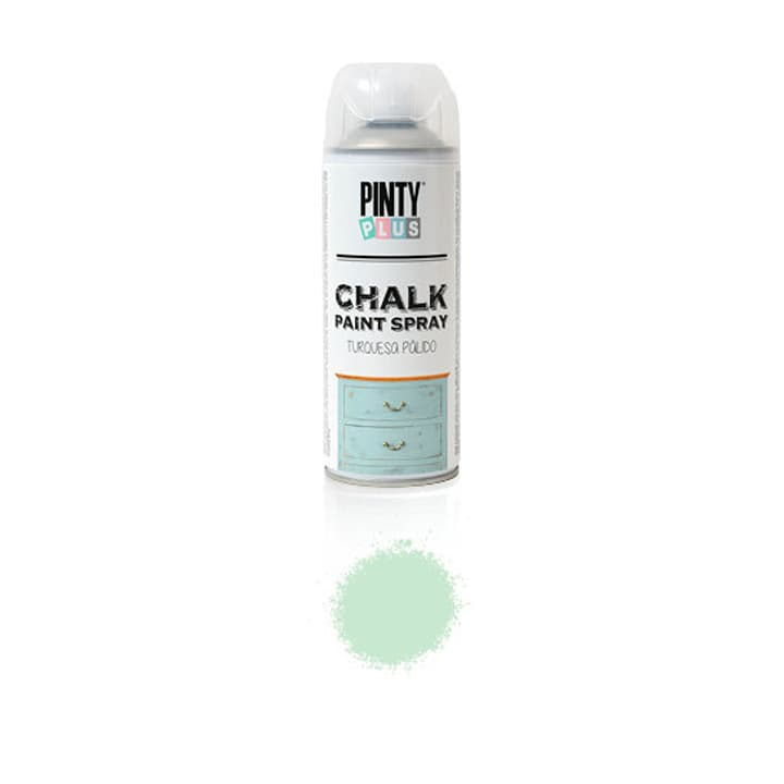 Chalk Paint Spray Mint Green I AM CREATIVE 666143100030 Colore Menta N. figura 1