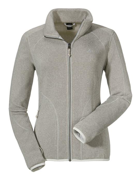 ZipIn! Valdez Veste en polaire pour femme Schöffel 462753804281 Couleur gris claire Taille 42 Photo no. 1