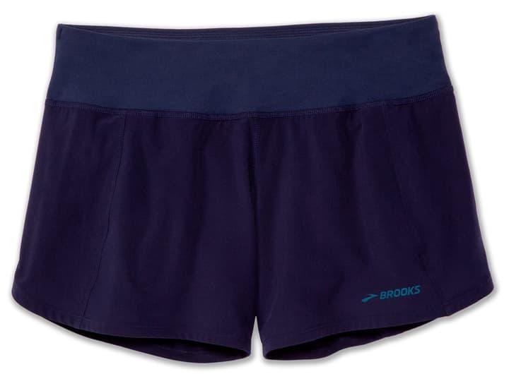 Chaser 5'' Short Short pour femme Brooks 470173300343 Couleur bleu marine Taille S Photo no. 1
