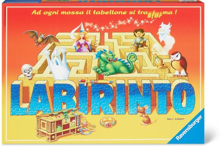 Labyrintho (I) 748922990200 Langue Italien Photo no. 1