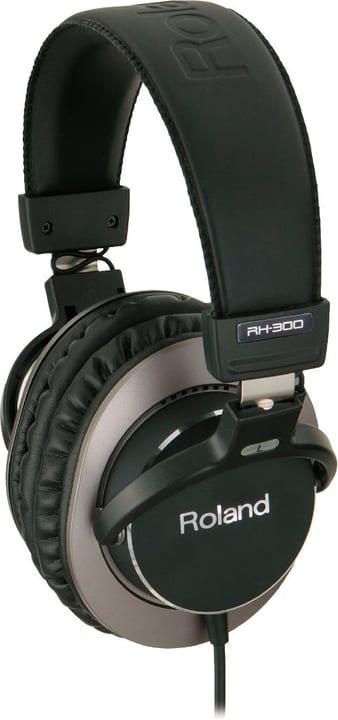 RH-300 - Noir Casque Over-Ear Roland 785300150568 Photo no. 1