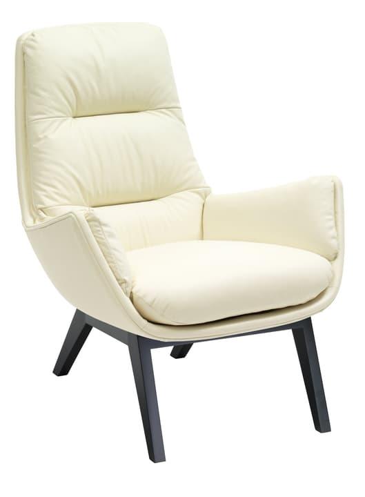 ANDRES Sessel 402444607010 Grösse B: 83.0 cm x T: 87.0 cm x H: 96.0 cm Farbe Weiss Bild Nr. 1