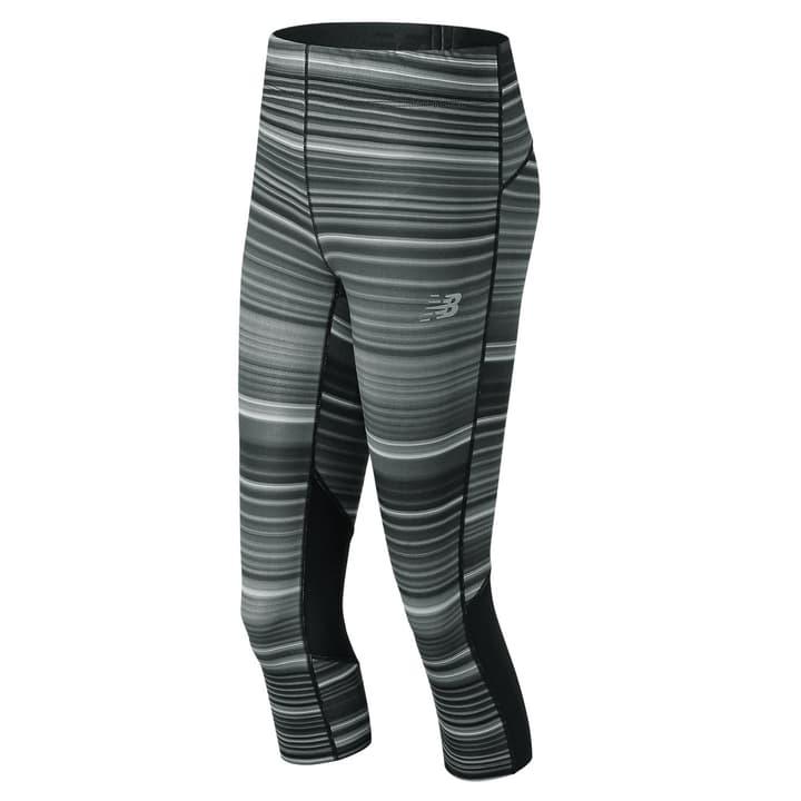 PRINTED IMPACT CAPRI Leggins 3/4 pour femme New Balance 470155600320 Couleur noir Taille S Photo no. 1