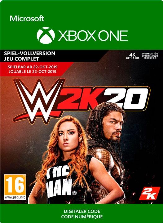 Xbox One - WWE 2K20 Download (ESD) 785300147636 Photo no. 1