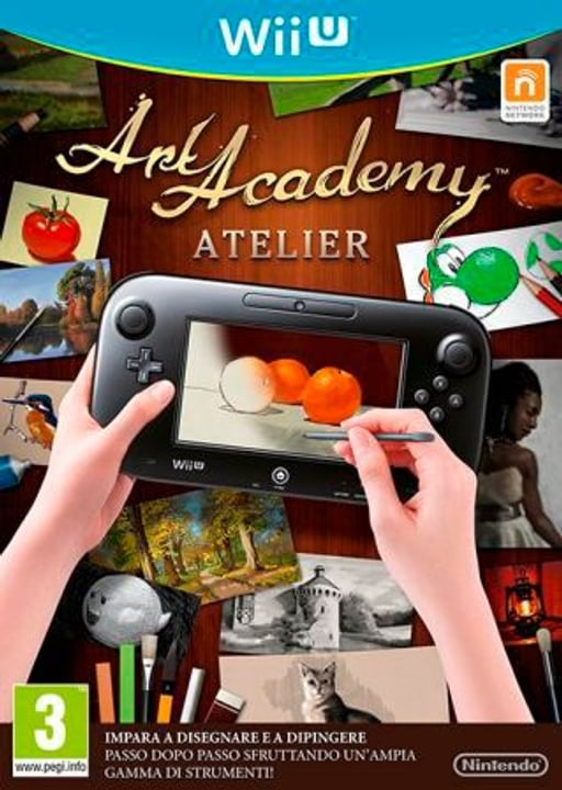 Wii U - Art Academy Atelier Physique (Box) 785300119999 Photo no. 1