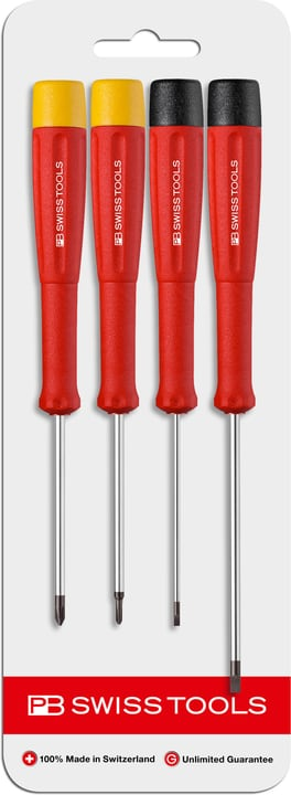 Schraubenziehersätze PB8620 CN PB Swiss Tools 602779000000 Bild Nr. 1