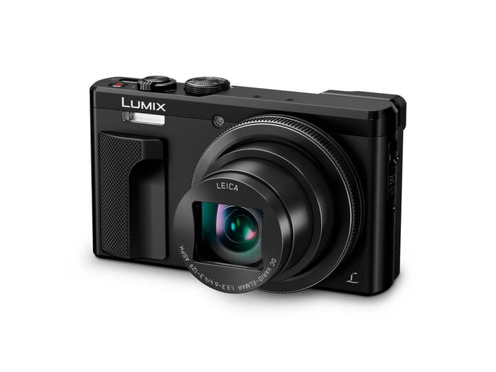 Lumix TZ81 noir Appareil photo compact Panasonic 785300126047 Photo no. 1