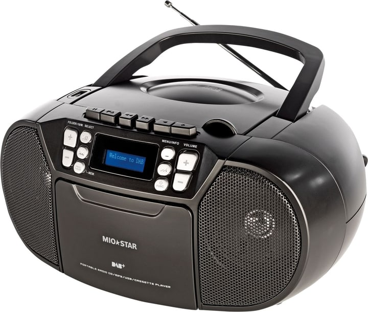 P210 DAB+ CD Radio Mio Star 773117700000 N. figura 1