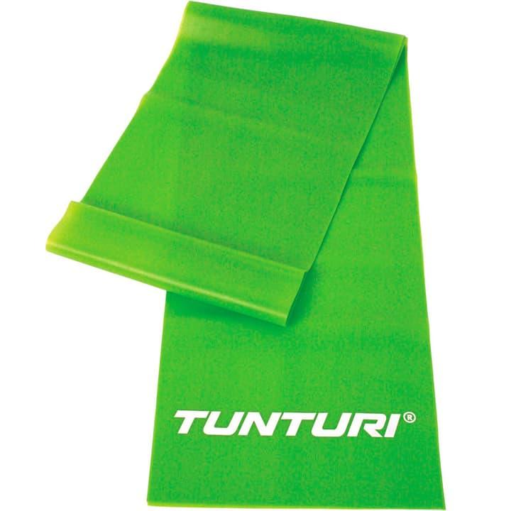 Resistance Band - Gummi Gymnastikband grün Tunturi 463070100000 Bild-Nr. 1