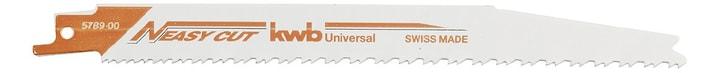 EASY CUT BIM-Säbelsägeblätter 205 mm 2 Stk. kwb 610510900000 Bild Nr. 1