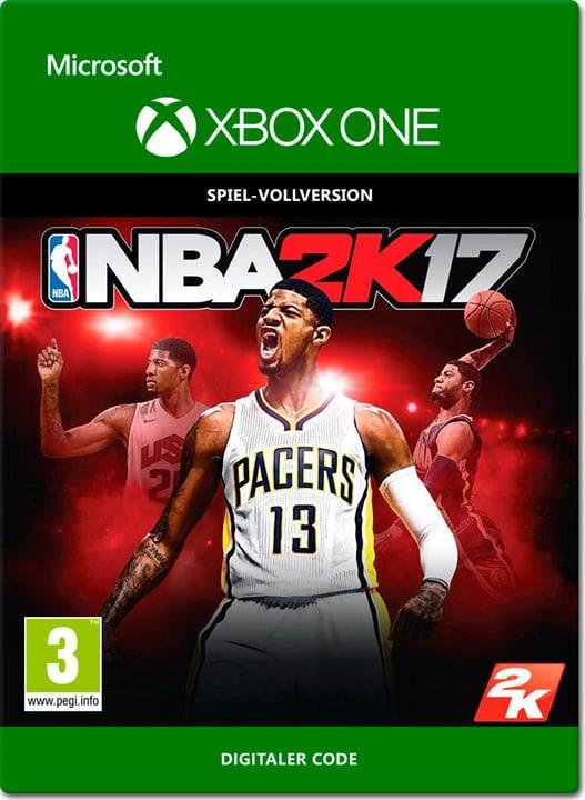 Xbox One - NBA 2K17 Download (ESD) 785300137383 Bild Nr. 1