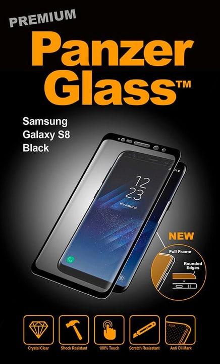 Screen Protector Premium schwarz Schutzfolie Panzerglass 798088700000 Bild Nr. 1