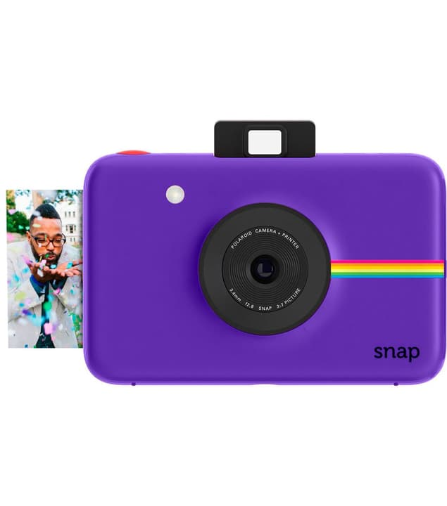 SNAP appareil photo instantané violet Polaroid 785300124792 N. figura 1
