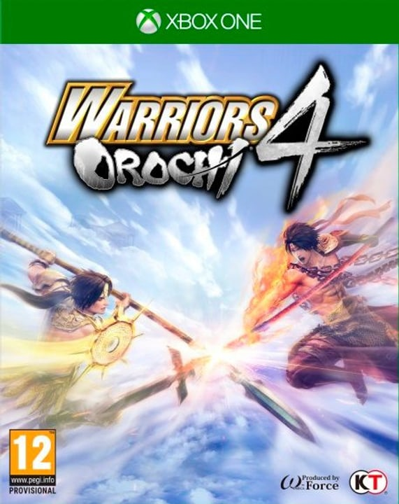 Xbox One - Warriors Orochi 4 (I) Box 785300138615 Bild Nr. 1